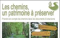 LES CHEMINS, un patrimoine à préserver