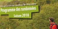 Programme des Randonnées à thèmes  2018