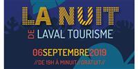 Nuit Laval Tourisme - randonnée aux lampions le 6 septembre