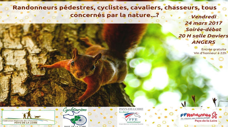 PAYS-DE-LA-LOIRE: Les usagers de la nature