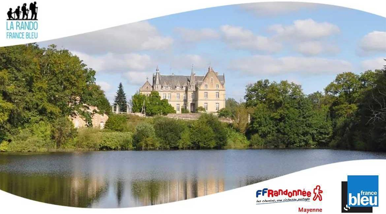 La Rando France Bleu - Mayenne